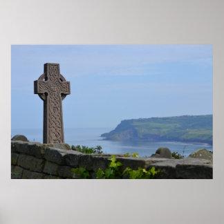 Celtic Cross Print