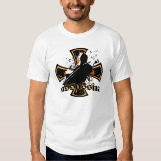 Celtic-Cross-Rock-Assassin-01 Tee Shirts