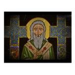 Celtic Cross Saint Patrick Postcard