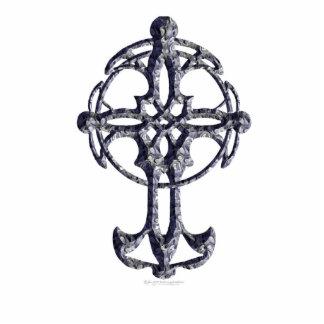 Celtic Cross Sculpture