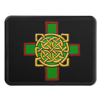 Celtic Cross Tow Hitch Cover