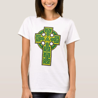 Celtic cross v3 T-Shirt