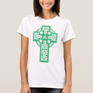 Celtic cross v4 T-Shirt