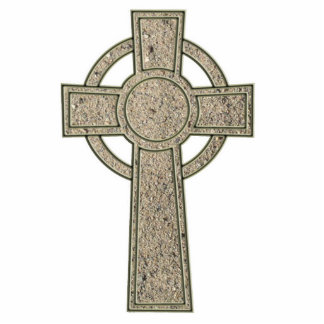 Celtic Cross Wall Hanging Cutout