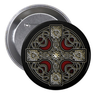 Celtic Cross with new style Button