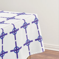 Celtic Crosses Tablecloth