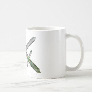 Celtic Daggers Coffee Mugs