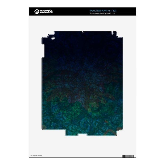 Celtic Dark Decals For iPad 2