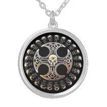 Celtic Death Circle Talisman