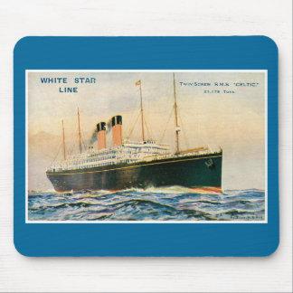 Celtic del RMS Tapete De Raton