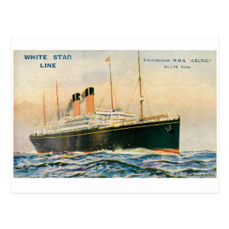 Celtic del RMS Postal
