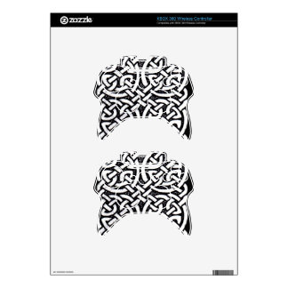 Celtic design 11 xbox 360 controller decal