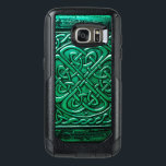 "Celtic Design (1) Green OtterBox Samsung Galaxy S7 Case<br><div class=""desc"">Celtic Design (1) Samsung Galaxy 7 Otterbox Case - Also available for iPhone&#39;s in our Store</div>"