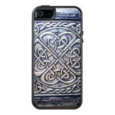 Celtic Design (1) OtterBox iPhone 5/5s/SE Case at Zazzle