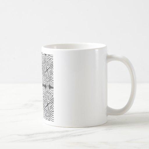 Celtic design 3 mugs