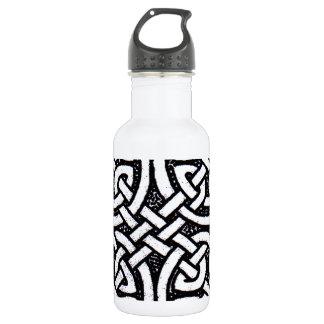Celtic design 4 water bottle