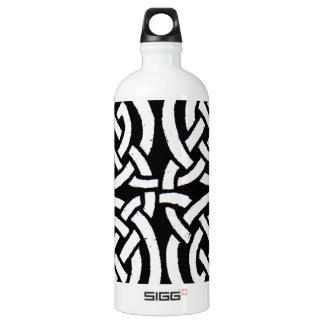 Celtic design 7 water bottle