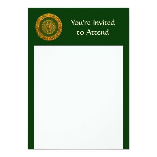 Celtic Design Card