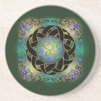 Celtic Design Coaster