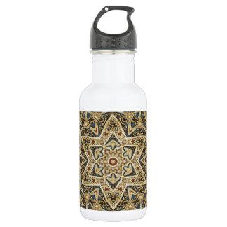 celtic design stainless steel water bottle