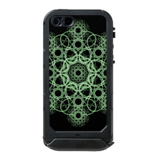 Celtic Disc Mandala Waterproof iPhone SE/5/5s Case