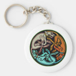 Celtic Dogs Key Chains