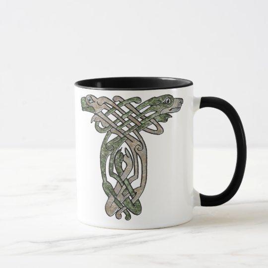 Celtic Dogs Mug