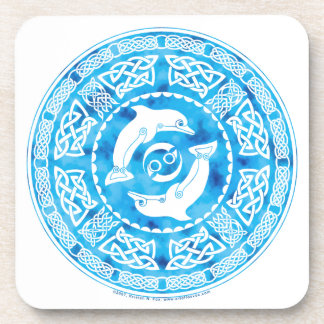 Celtic Dolphins Coasters