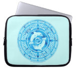 Celtic Dolphins Laptop Bag