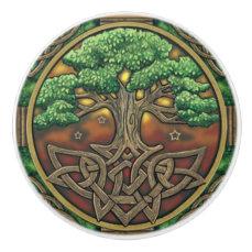 Celtic Door or Drawer Knob