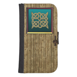 Celtic Door Wallet Phone Case