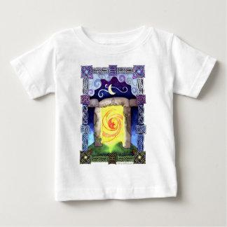 Celtic Doorway Baby T-Shirt