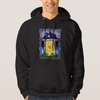 Celtic Doorway Hooded Sweatshirt
