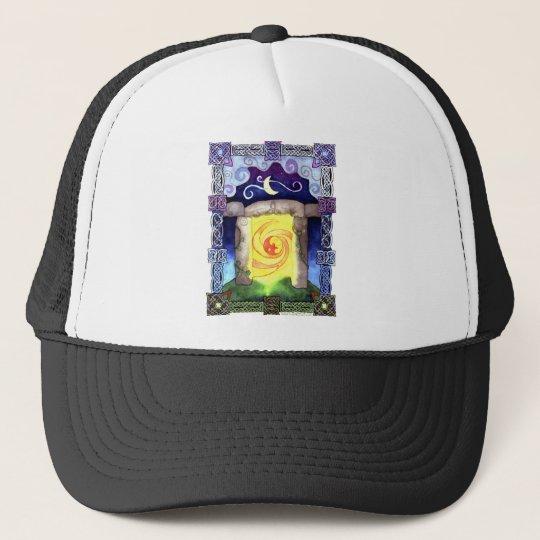 Celtic Doorway Trucker Hat