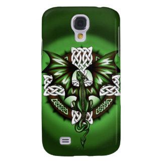 Celtic Dragon Galaxy S4 Cover