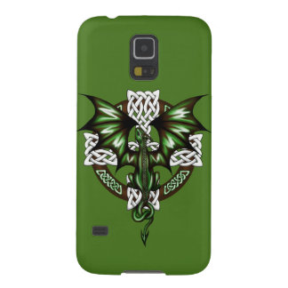 Celtic Dragon Galaxy S5 Case