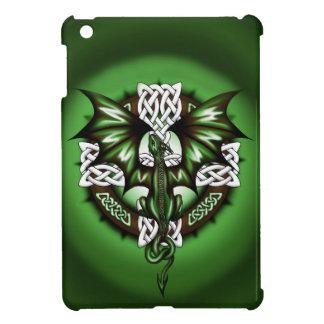 celtic Dragon iPad Mini Cover