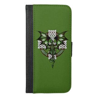 Celtic Dragon iPhone 6/6s Plus Wallet Case