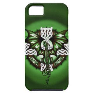 celtic Dragon iPhone SE/5/5s Case
