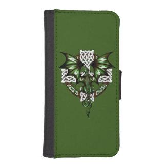 Celtic Dragon iPhone SE/5/5s Wallet Case