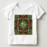 Celtic Dragon Labyrinth Baby T-Shirt