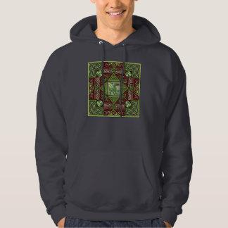 Celtic Dragon Labyrinth Sweatshirt