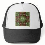 Celtic Dragon Labyrinth Trucker Hat