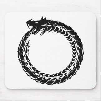 Celtic Dragon Mouse Pad