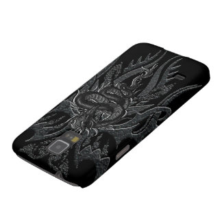 Celtic Dragon Samsung Galaxy Nexus Barely There Galaxy S5 Cover