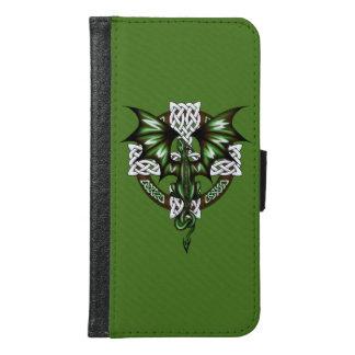 Celtic Dragon Samsung Galaxy S6 Wallet Case