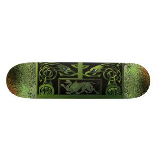 Celtic Dragon Skateboard