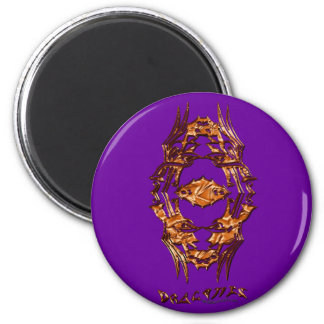 CELTIC DRAGON TATTOO Series 2 Inch Round Magnet