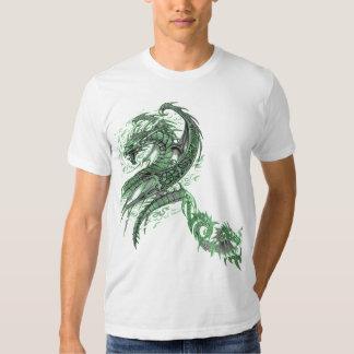 Celtic Dragon Tee Shirt