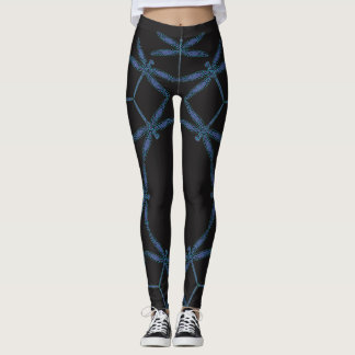 Celtic Dragonflies Leggings